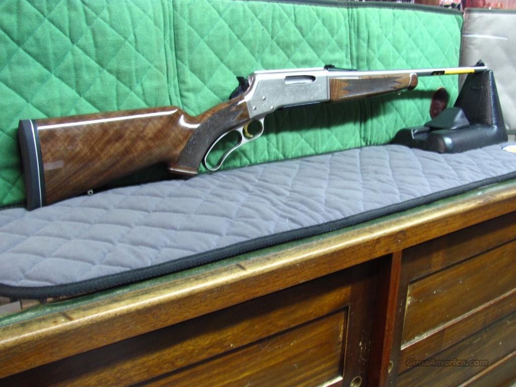 Browning BLR White Gold Medallion 308 Win  **NEW**  Guns > Rifles > Browning Rifles > Lever Action