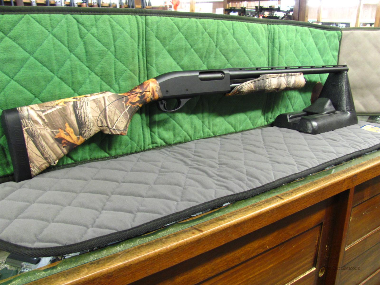 Remington 870 Express Compact Camo 20 ga  **NEW**  Guns > Shotguns > Remington Shotguns  > Pump > Hunting