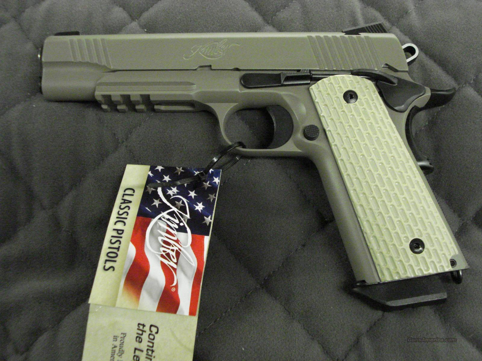 Kimber Desert Warrior 45 ACP  **NEW**  Guns > Pistols > Kimber of America Pistols