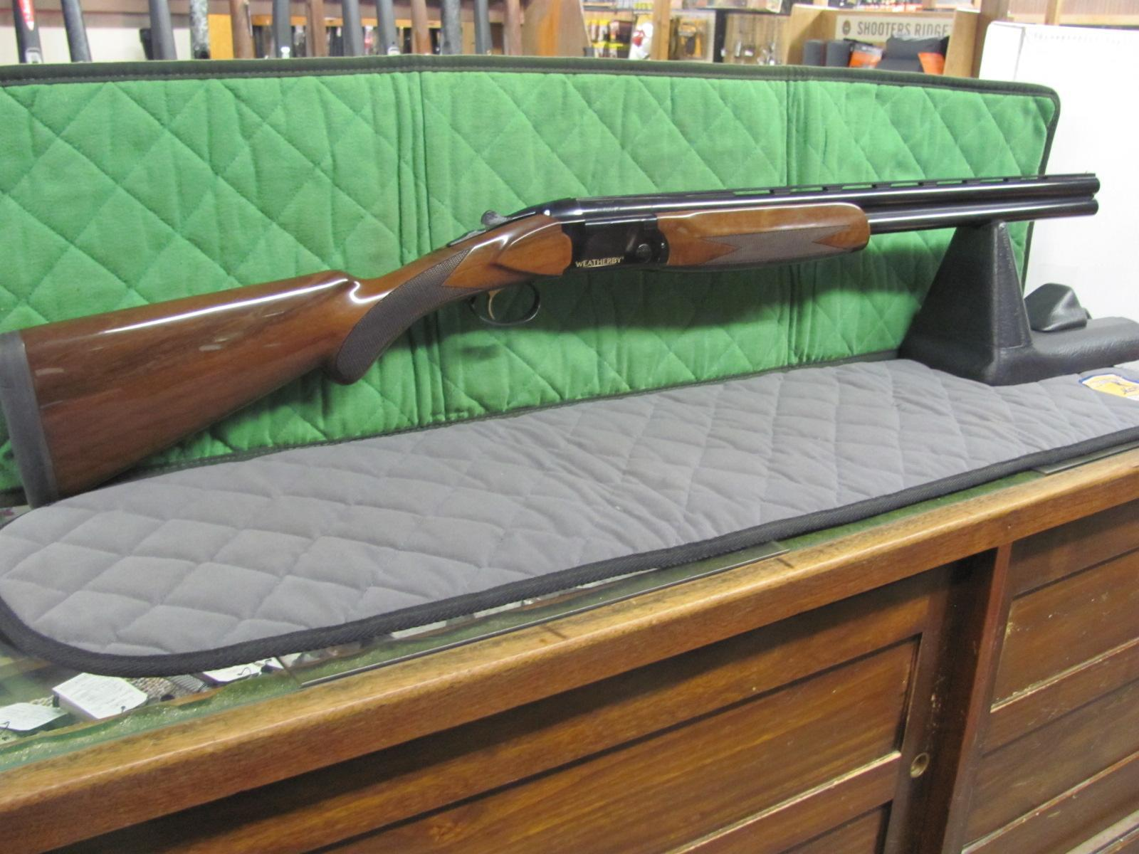 Weatherby Orion 1 12 gauge 26 Inch OR11226RGG  **NEW**  Guns > Shotguns > Weatherby Shotguns > Hunting > O/U