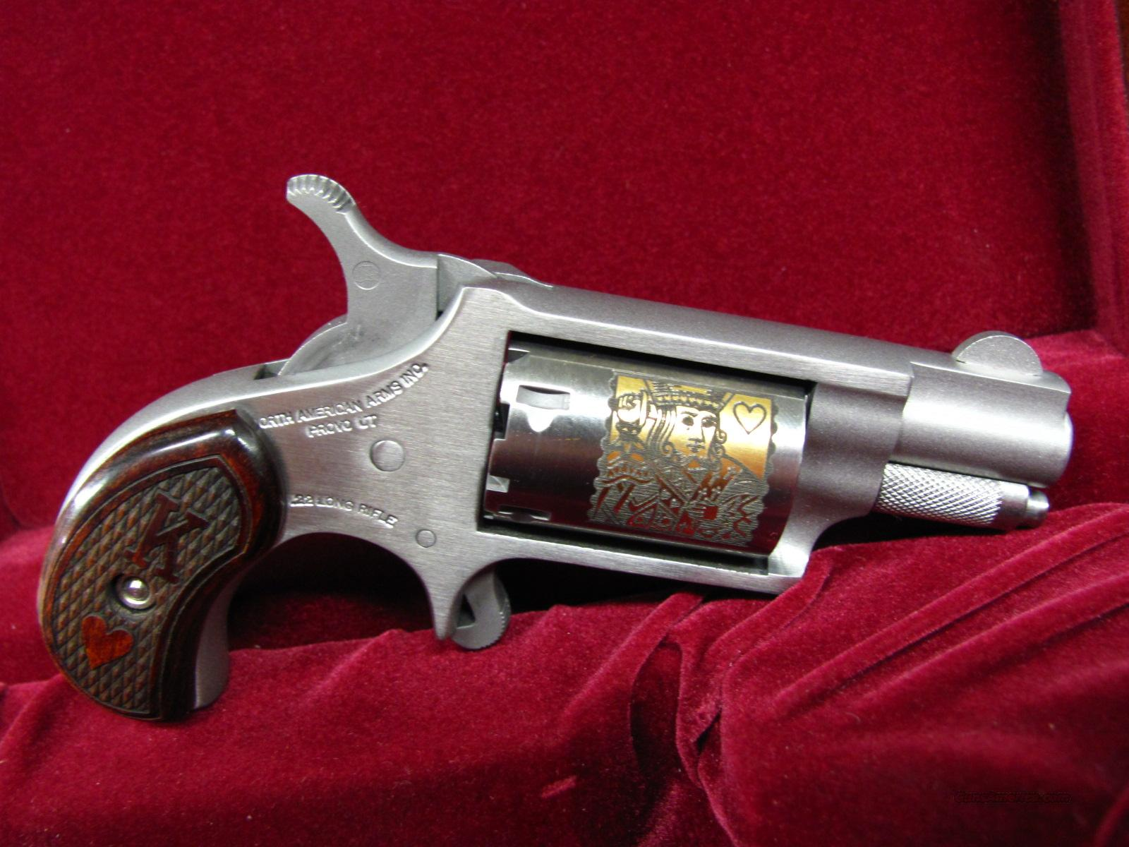 North American Arms King of Hearts Talo 1 of 500  **NEW**  Guns > Pistols > North American Arms Pistols