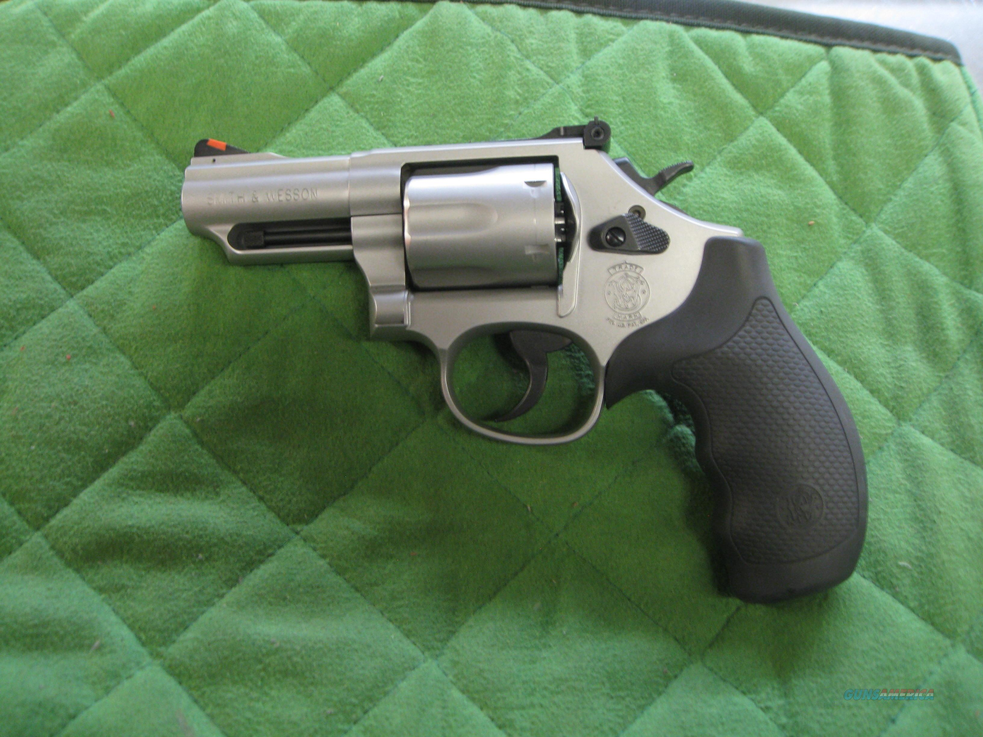 "Smith & Wesson 66 2.75"" 357 Mag. 10061 NO CC FEES  Guns > Pistols > Smith & Wesson Revolvers > Med. Frame ( K/L )"