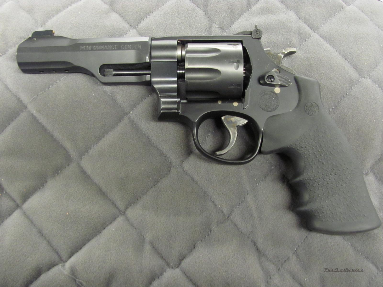 Smith & Wesson Model 327 Performance Center 357 Mag  **NEW**  Guns > Pistols > Smith & Wesson Revolvers > Full Frame Revolver