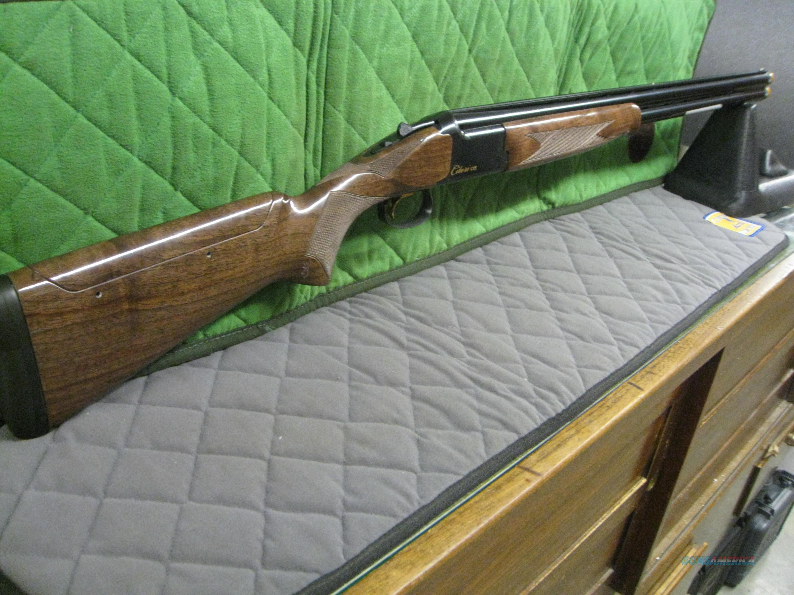 Browning Citori CXS ADJ 28 Inch  **NO CC FEES** 018110304  Guns > Shotguns > Browning Shotguns > Over Unders > Citori > Trap/Skeet