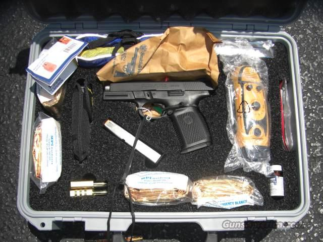 S&W Sigma Disaster Kit  Guns > Pistols > Smith & Wesson Pistols - Autos > Polymer Frame