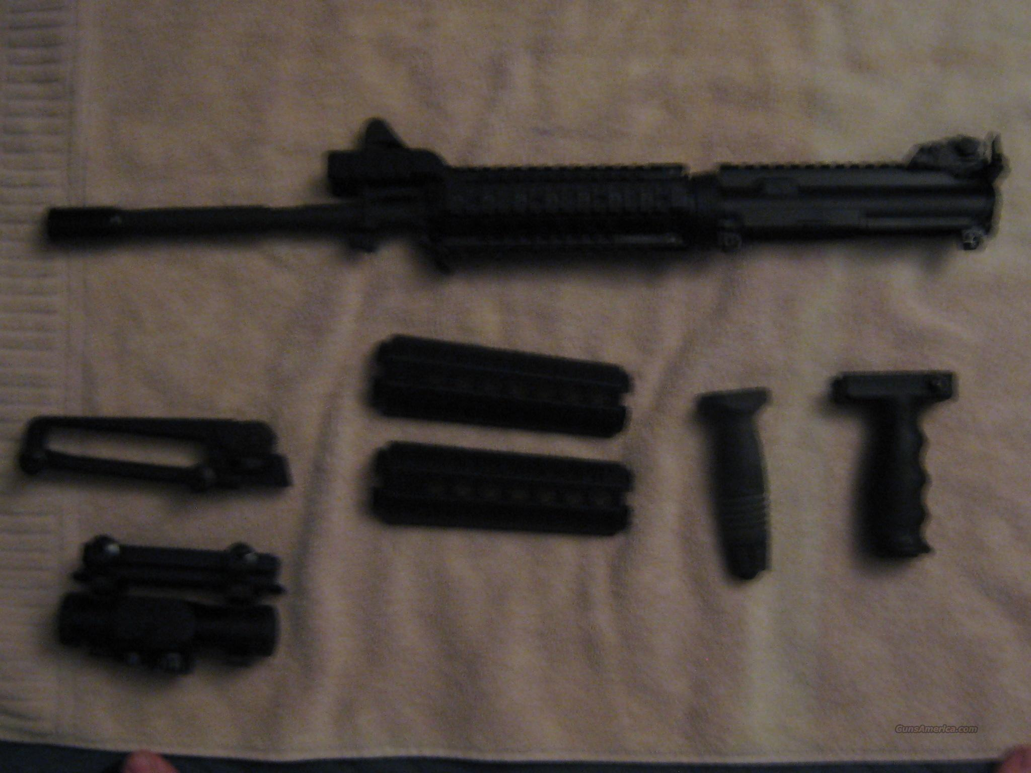 Bushmaster Upper Receiver  Non-Guns > Gun Parts > M16-AR15