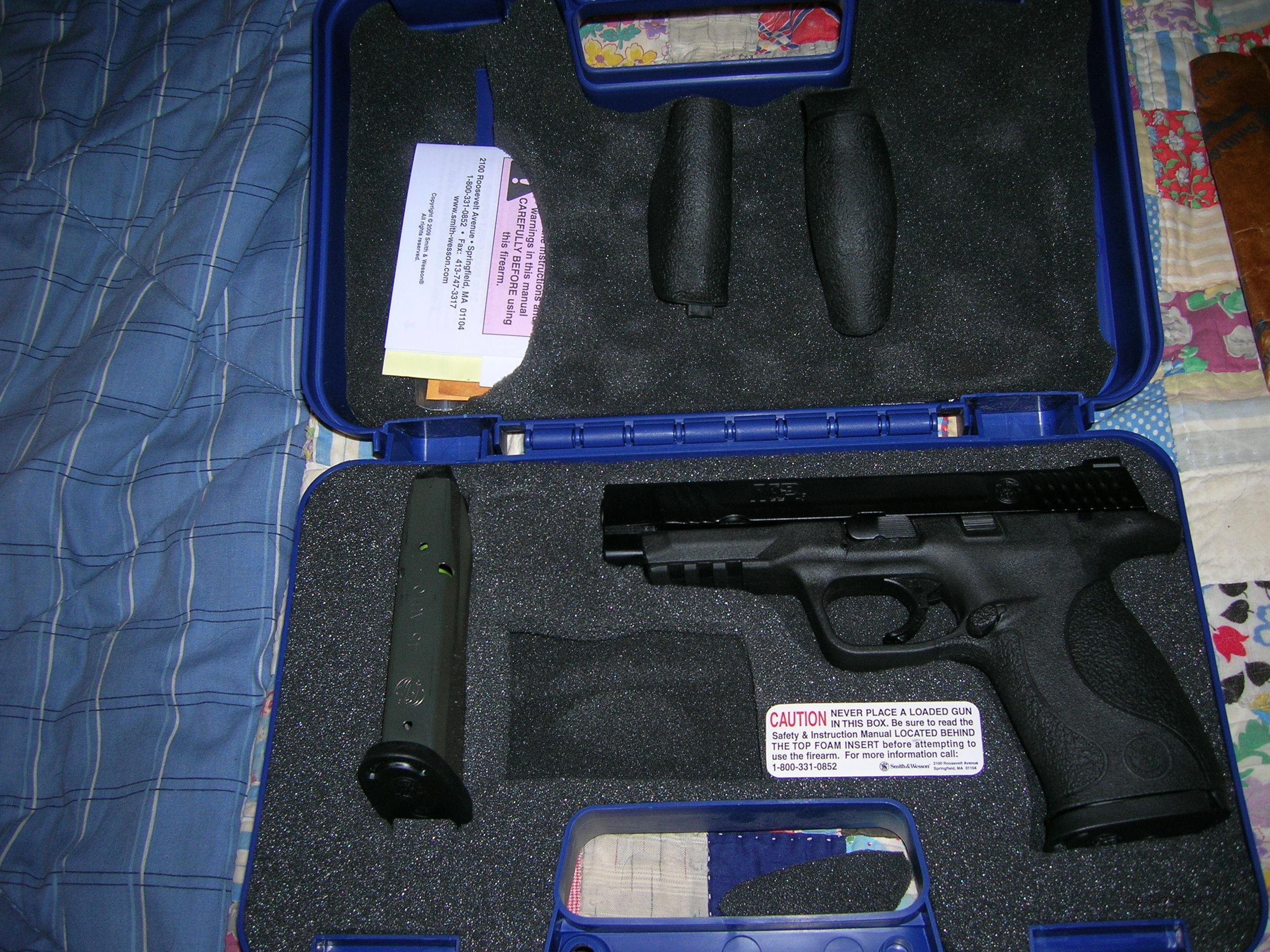 New Smith&Wesson M&p 45acp  Guns > Pistols > Smith & Wesson Pistols - Autos > Polymer Frame