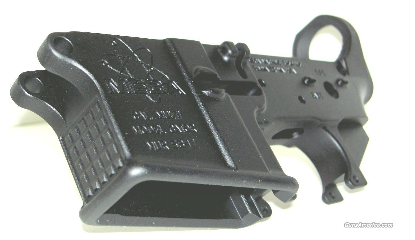 mega machine lower receiver