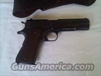 Remington Rand M 1911 A1 U.S. Arny  Remington Pistols - Modern