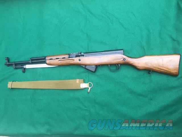 Russian SKS 7.62x39 Rifle Buyonet Matching No Rare Never Fired  Guns > Rifles > SKS Rifles