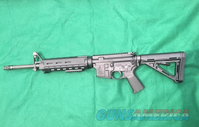 USED DEL-TON DTI-15 Sport MOE 556 Nato .223 cal. Many Upgrades  Guns > Rifles > AR-15 Rifles - Small Manufacturers > Complete Rifle