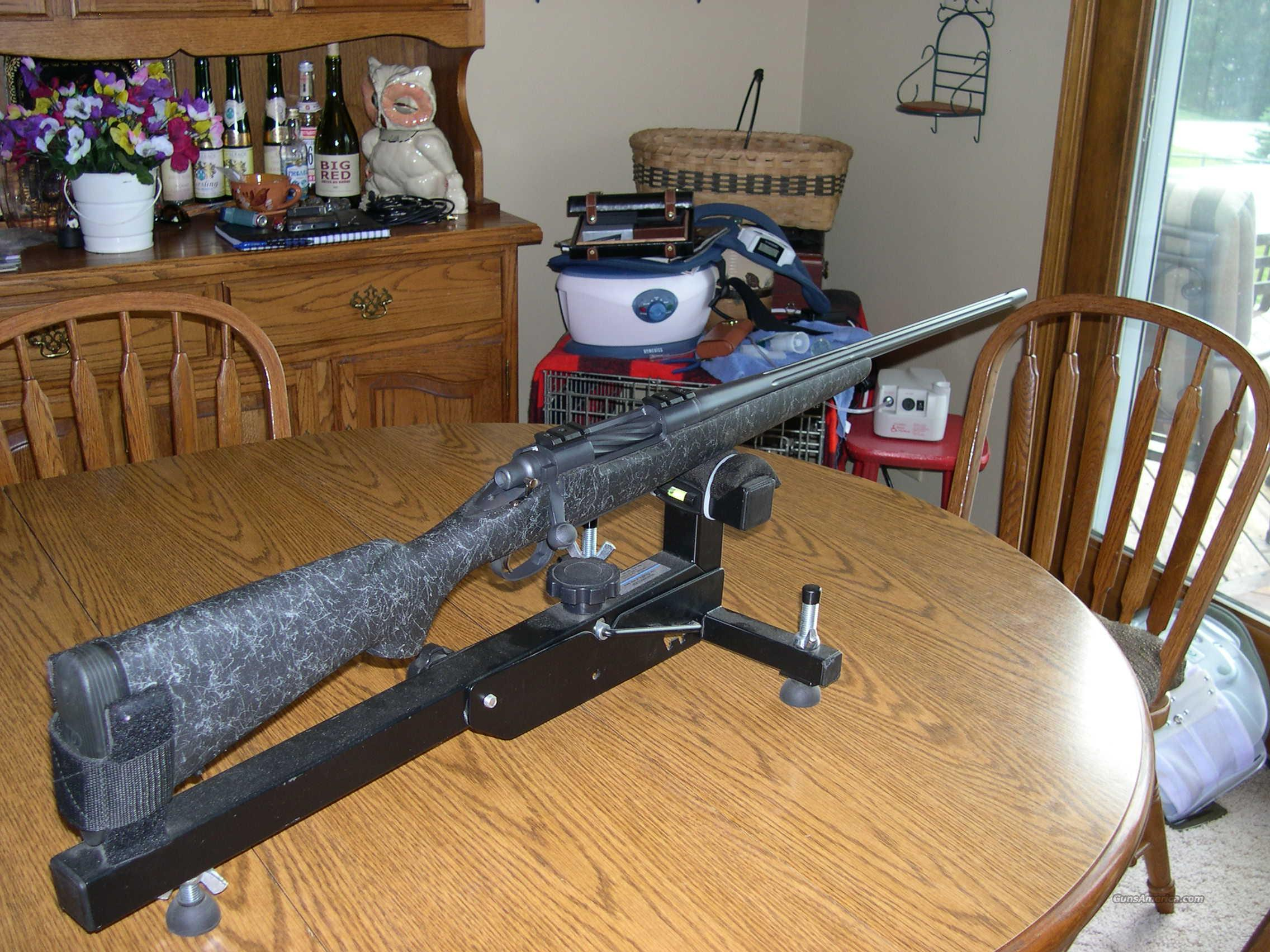 Remington Model 700 Alaskan Ti  Guns > Rifles > Remington Rifles - Modern > Model 700 > Sporting