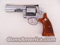Smith and Wesson 686-2 .357 4 inch barrel  Guns > Pistols > Smith & Wesson Revolvers > Full Frame Revolver