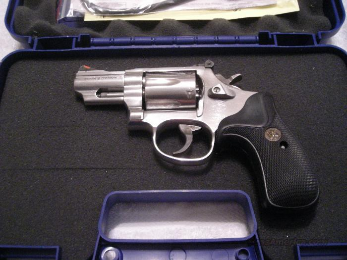 Smith & Wesson 66-5 .357 Magnum   Guns > Pistols > Smith & Wesson Revolvers > Full Frame Revolver