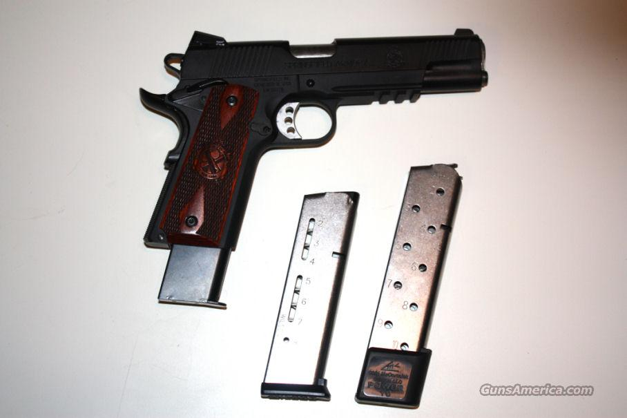 Springfield 1911-A1 Loaded Lightweight Operator***MINT***(PRICE LOWERED!!!))   Guns > Pistols > 1911 Pistol Copies (non-Colt)