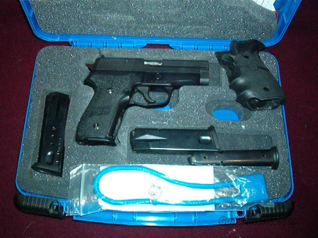 Sig P228 German Triple Serial Number  Guns > Pistols > Sig - Sauer/Sigarms Pistols > P228