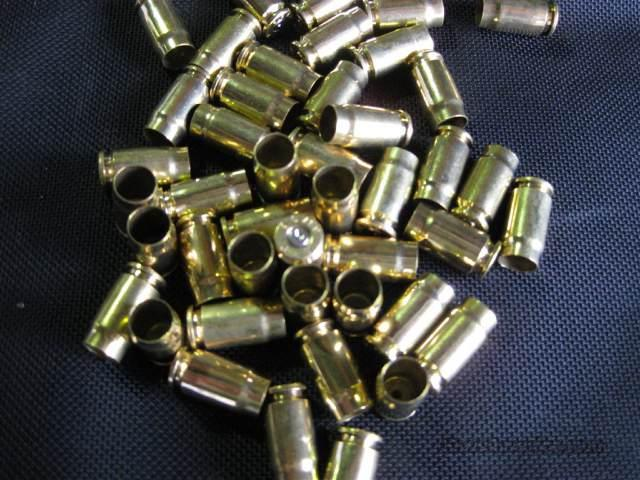 357 Sig Once Fired Brass (Speer Headstamp)  Non-Guns > Reloading > Components > Brass