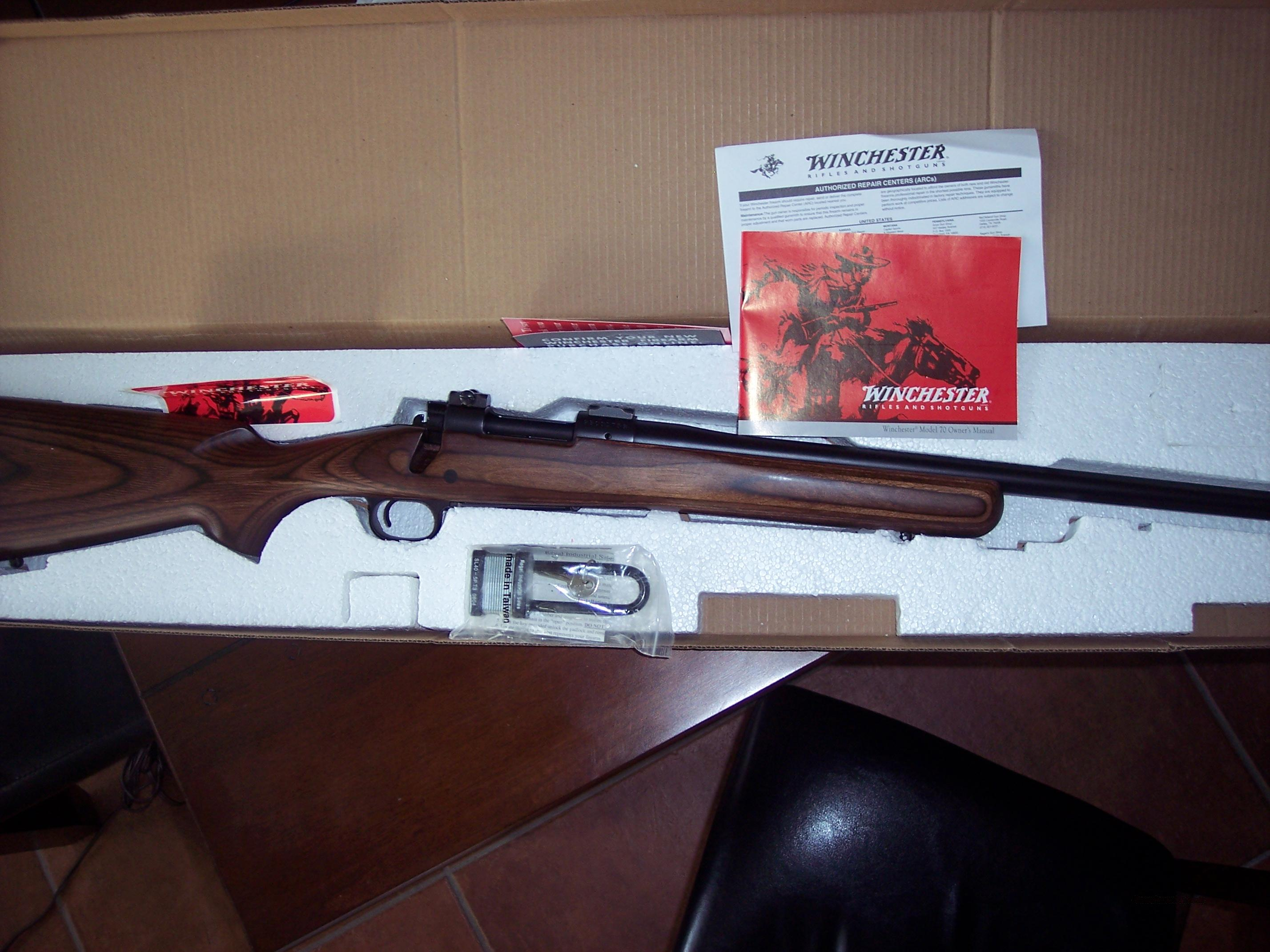 Winchester Coyote 25 WSSM (RECUCED !!!!! )  Guns > Rifles > Winchester Rifles - Modern Bolt/Auto/Single > Model 70 > Post-64