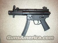NIB Bellator Arms BA98K 9mm Pistol Copy of HK MP5 K w/ 1 x 30rd mag  Guns > Pistols > Heckler & Koch Pistols > Polymer Frame