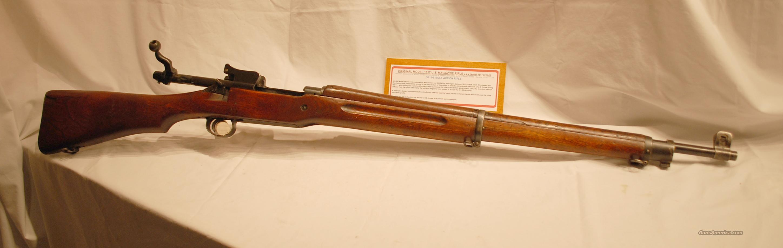 winchester model 1917 machine rifle