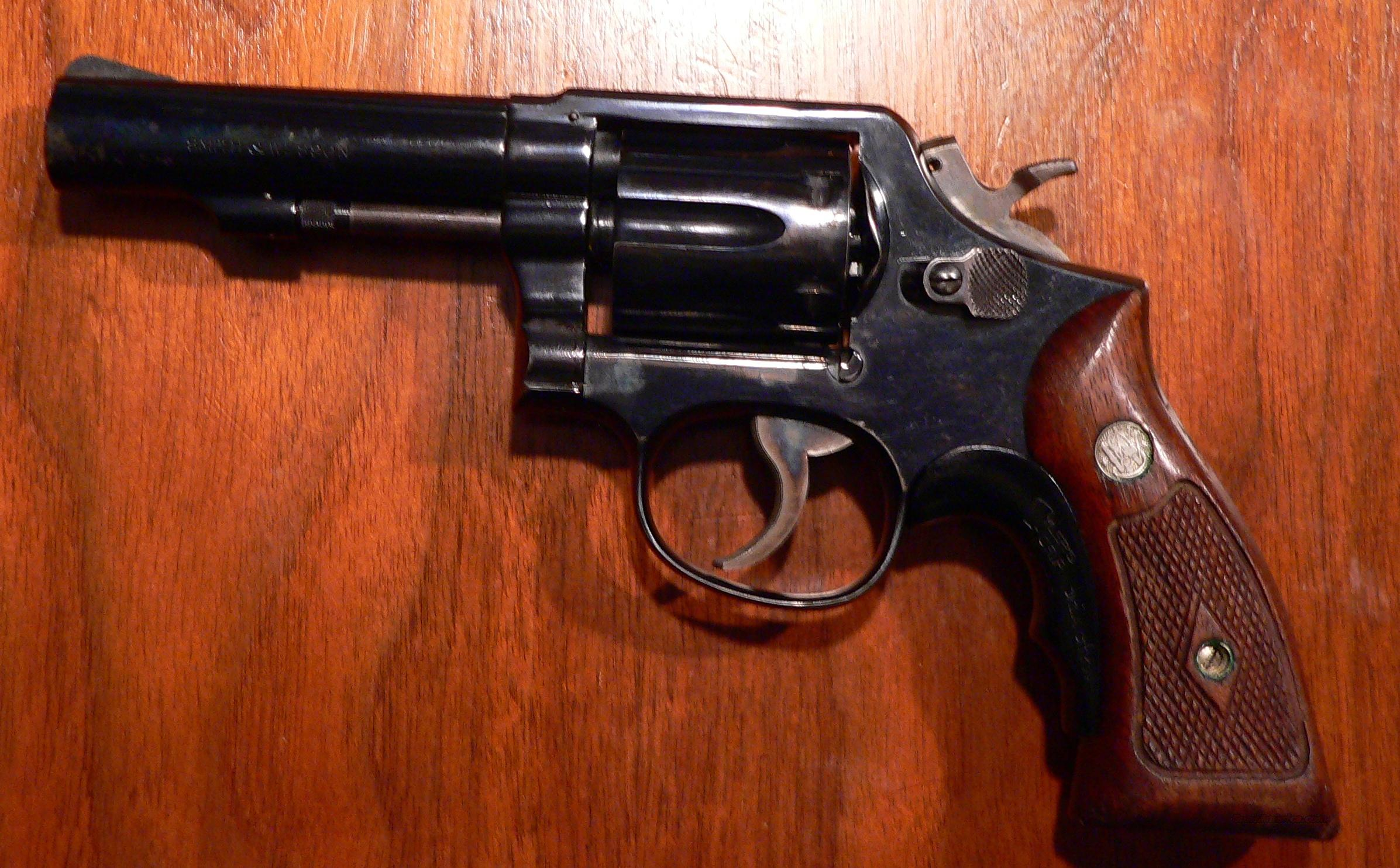 S & W 38 Special CTG   Guns > Pistols > Smith & Wesson Revolvers > Full Frame Revolver