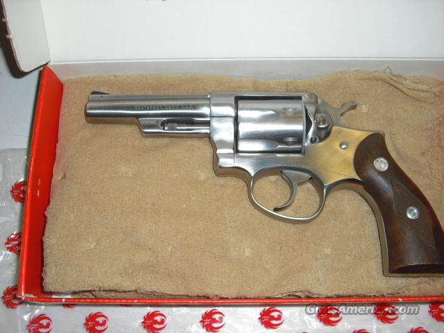 RUGER POLICE SERVICE SIX 357 MAG  Guns > Pistols > Ruger Double Action Revolver > Security Six Type