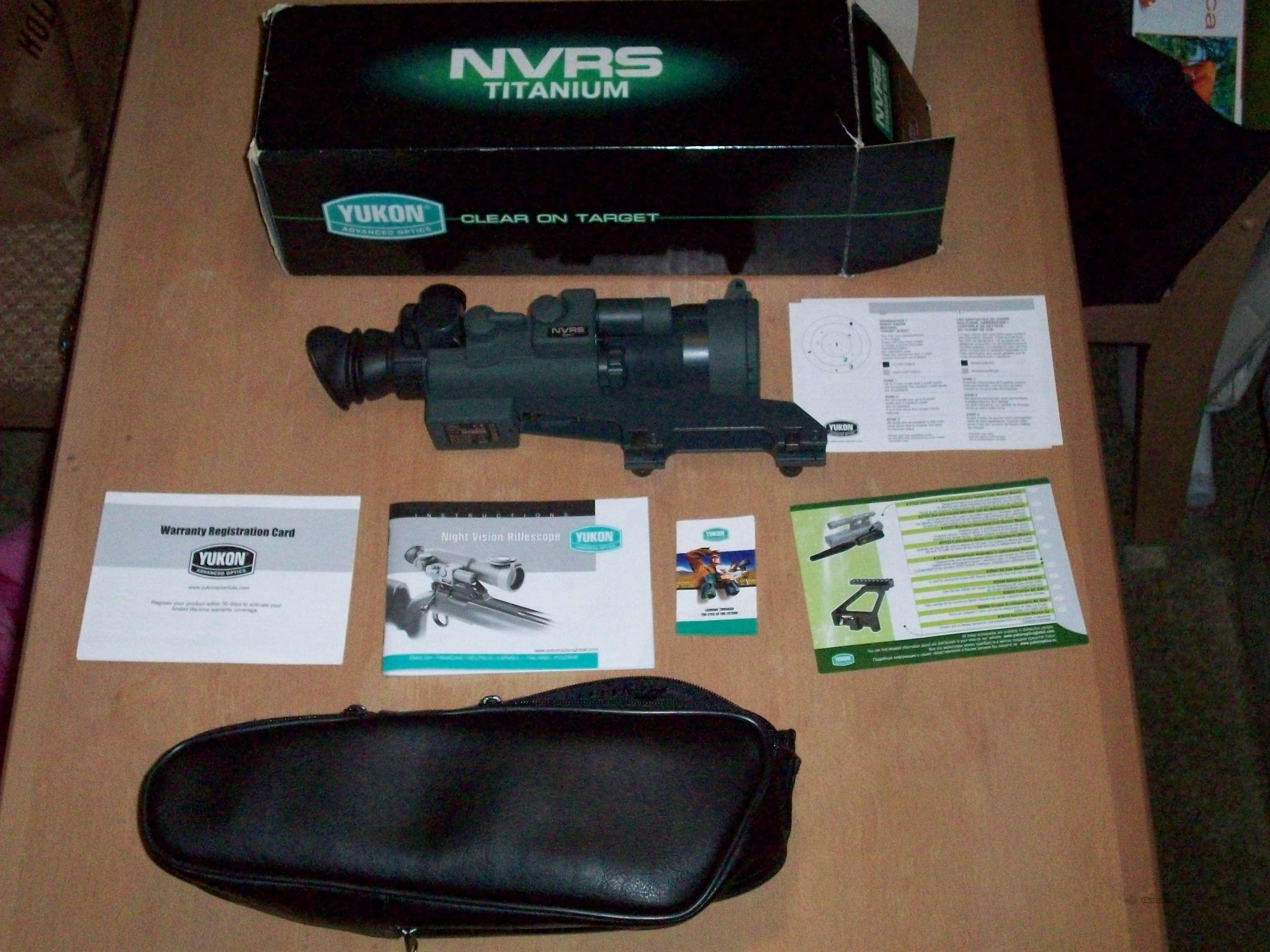 Infrared Night Vision Rifle Scope  Non-Guns > Scopes/Mounts/Rings & Optics > Rifle Scopes > Fixed Focal Length