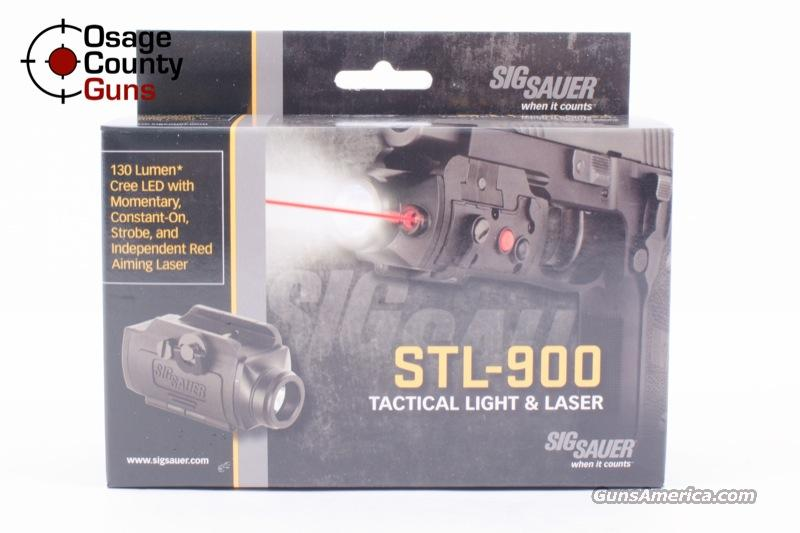 Sig Sauer STL900-WLL STL900 Weapon Laser Light - Rail Mount NIB  Non-Guns > Lights > Tactical