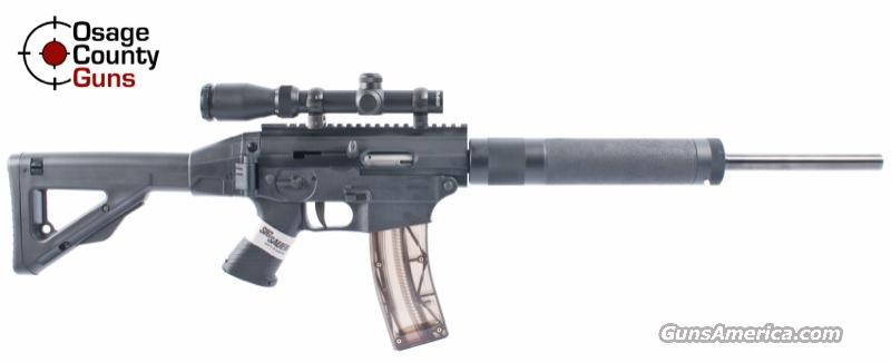 "Sig Sauer 522 Target Heavy Barrel 20"" .22LR with Scope NIB  Guns > Rifles > Sig - Sauer/Sigarms Rifles"