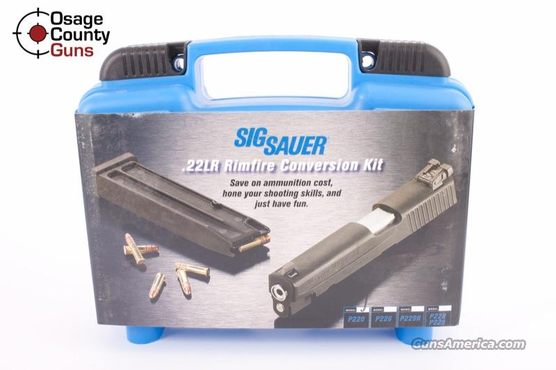 Sig Sauer P220 22 LR Threaded Barrel Conversion Kit 22LR 220 - New in Box  Non-Guns > Barrels