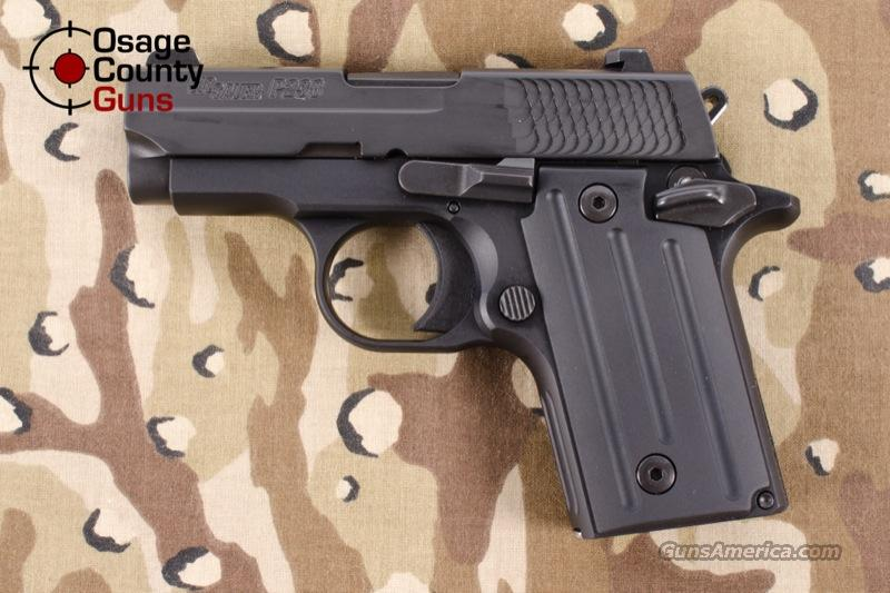 Sig Sauer P238 Fish Scale - Uncataloged - Night Sights 238-380-FSA NIB  Guns > Pistols > Sig - Sauer/Sigarms Pistols > P238