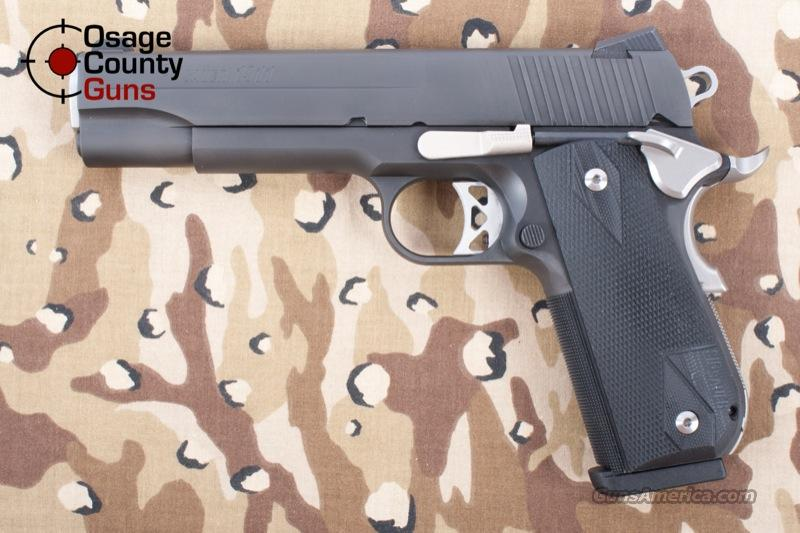 Sig Sauer 1911 Fastback Carry Nightmare  Guns > Pistols > Sig - Sauer/Sigarms Pistols > 1911