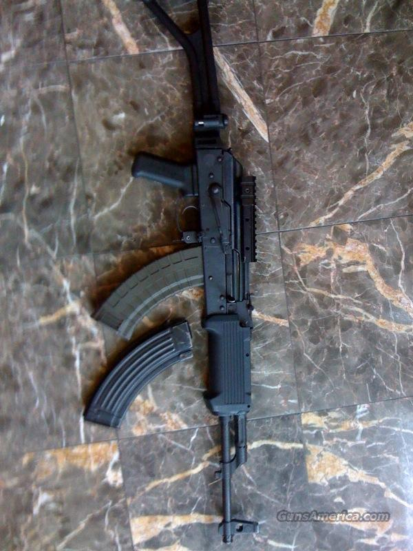 Tactical ak-47 all blacked out  Guns > Rifles > AK-47 Rifles (and copies) > Folding Stock
