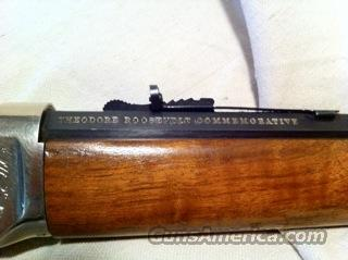 Winchester 94 Teddy Roosevelt 30-30  Guns > Rifles > Winchester Rifles - Modern Lever > Model 94 > Post-64