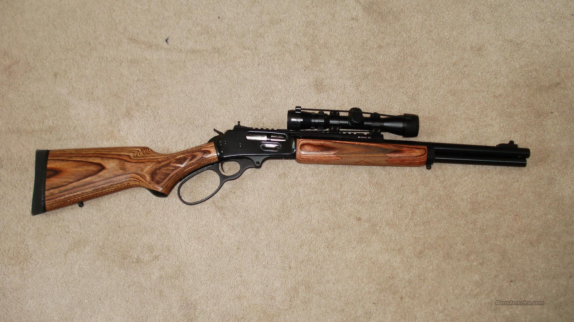 Marlin 1895 GBL (with Extras)  Guns > Rifles > Marlin Rifles > Modern > Lever Action