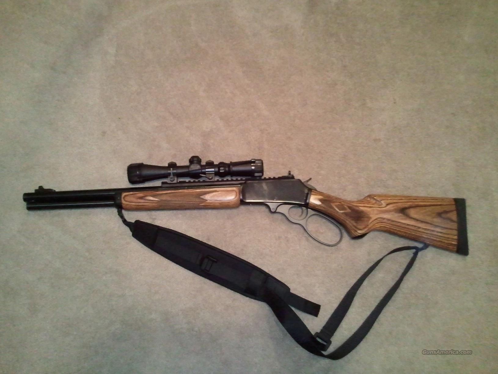 Marlin 1895 GBL 45-70 Guide Gun  Guns > Rifles > Marlin Rifles > Modern > Lever Action