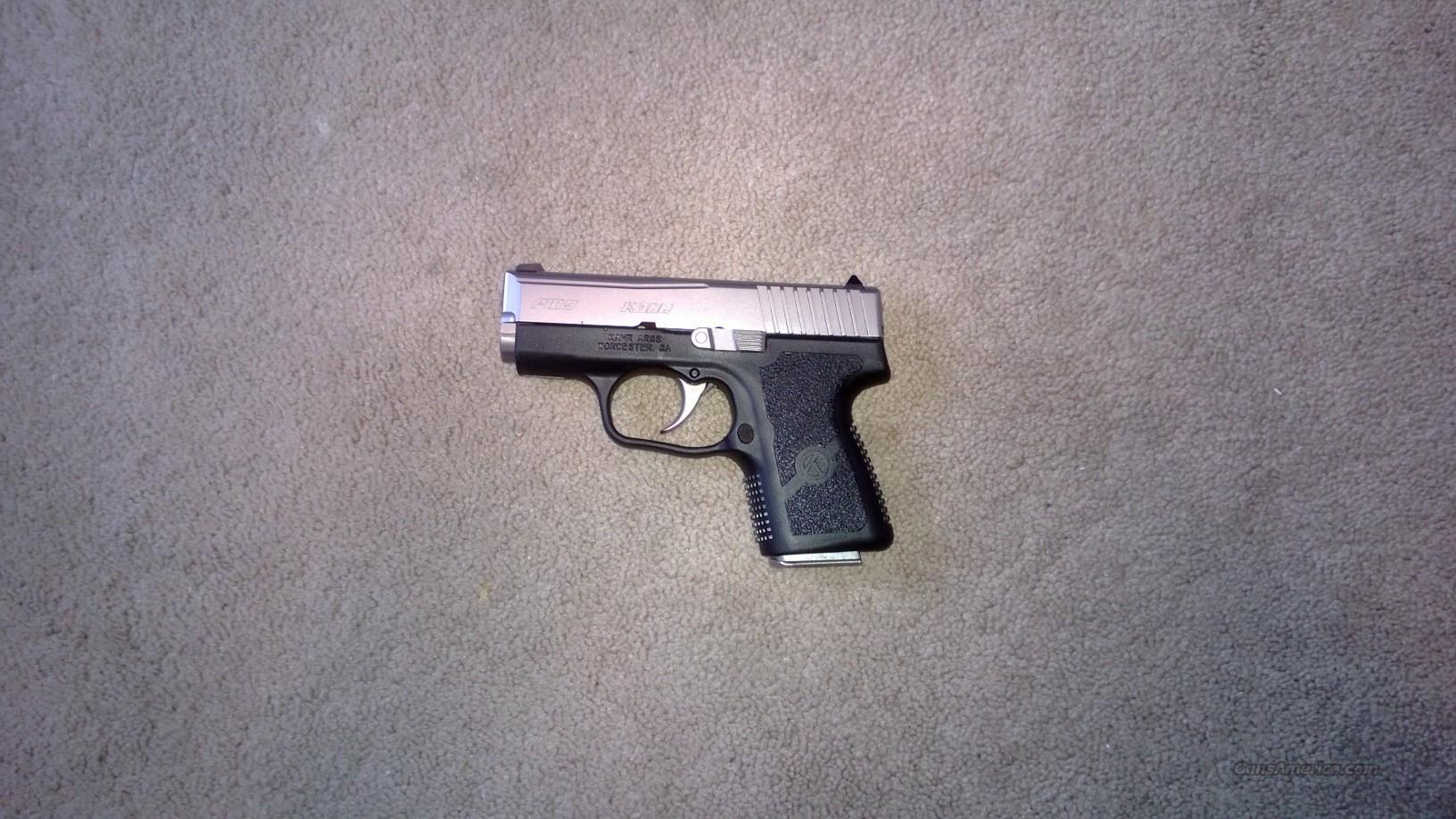 Kahr PM9...excellent condition  Guns > Pistols > Kahr Pistols