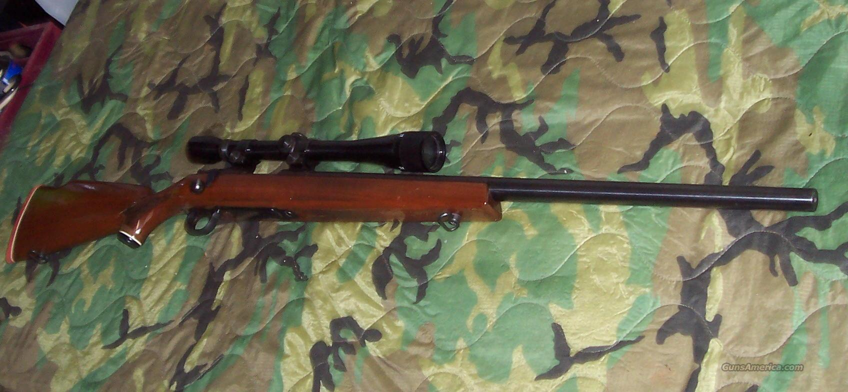 Mossberg 800BV with Scope  Guns > Rifles > Mossberg Rifles > Other Bolt Action