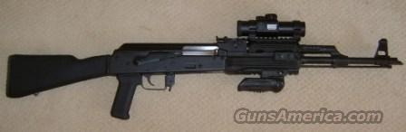 AK-47 ARMA RIFLE  Guns > Rifles > AK-47 Rifles (and copies) > Full Stock