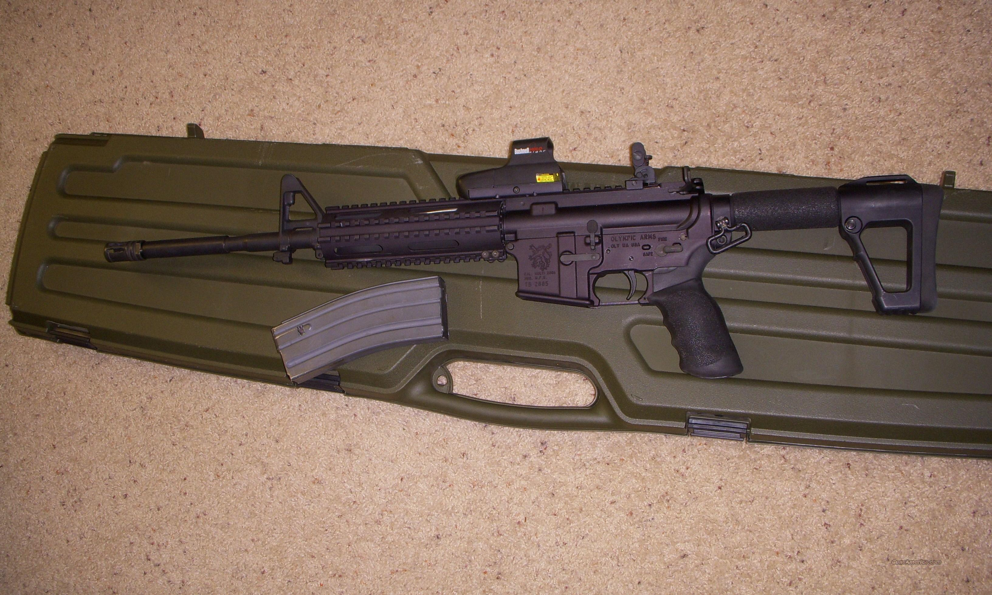 Custom Built Olympic Arms AR-15 *m4*  Guns > Rifles > AR-15 Rifles - Small Manufacturers > Complete Rifle