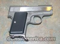 AMT 380 BACKUP (9 mm kurz)  Guns > Pistols > AMT Pistols > Double Action