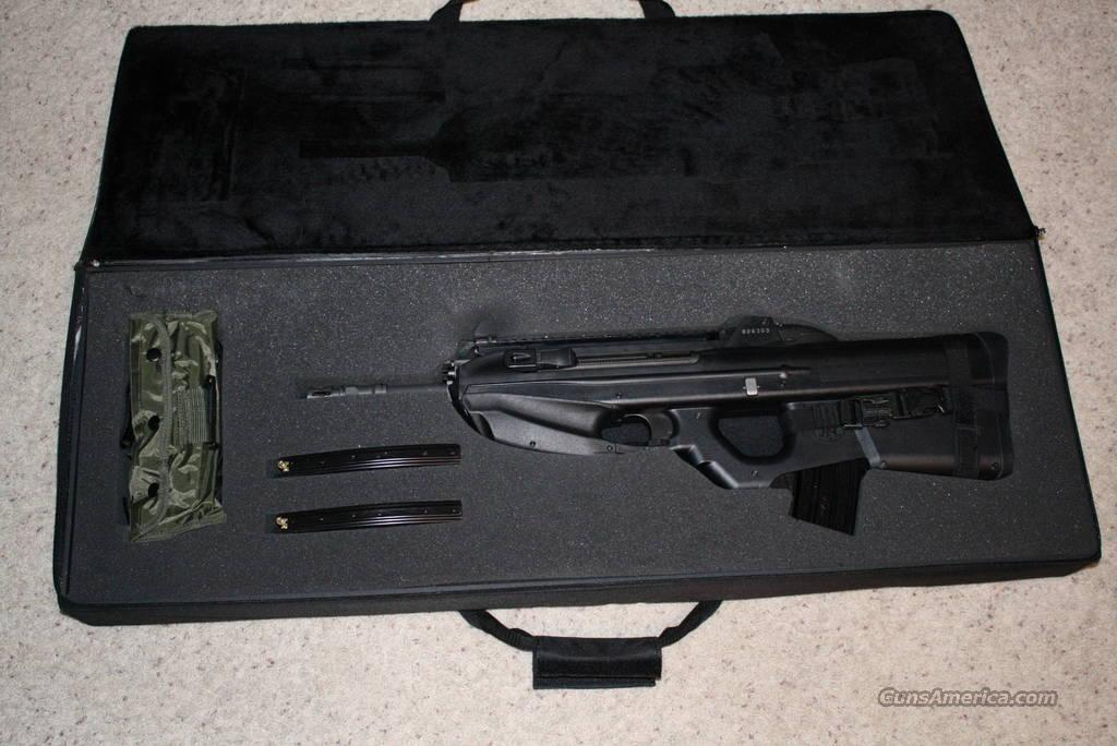 LNIB FS2000 Tactical Black w/Upgrades & 6 Mags  Guns > Rifles > FNH - Fabrique Nationale (FN) Rifles > Semi-auto > Other