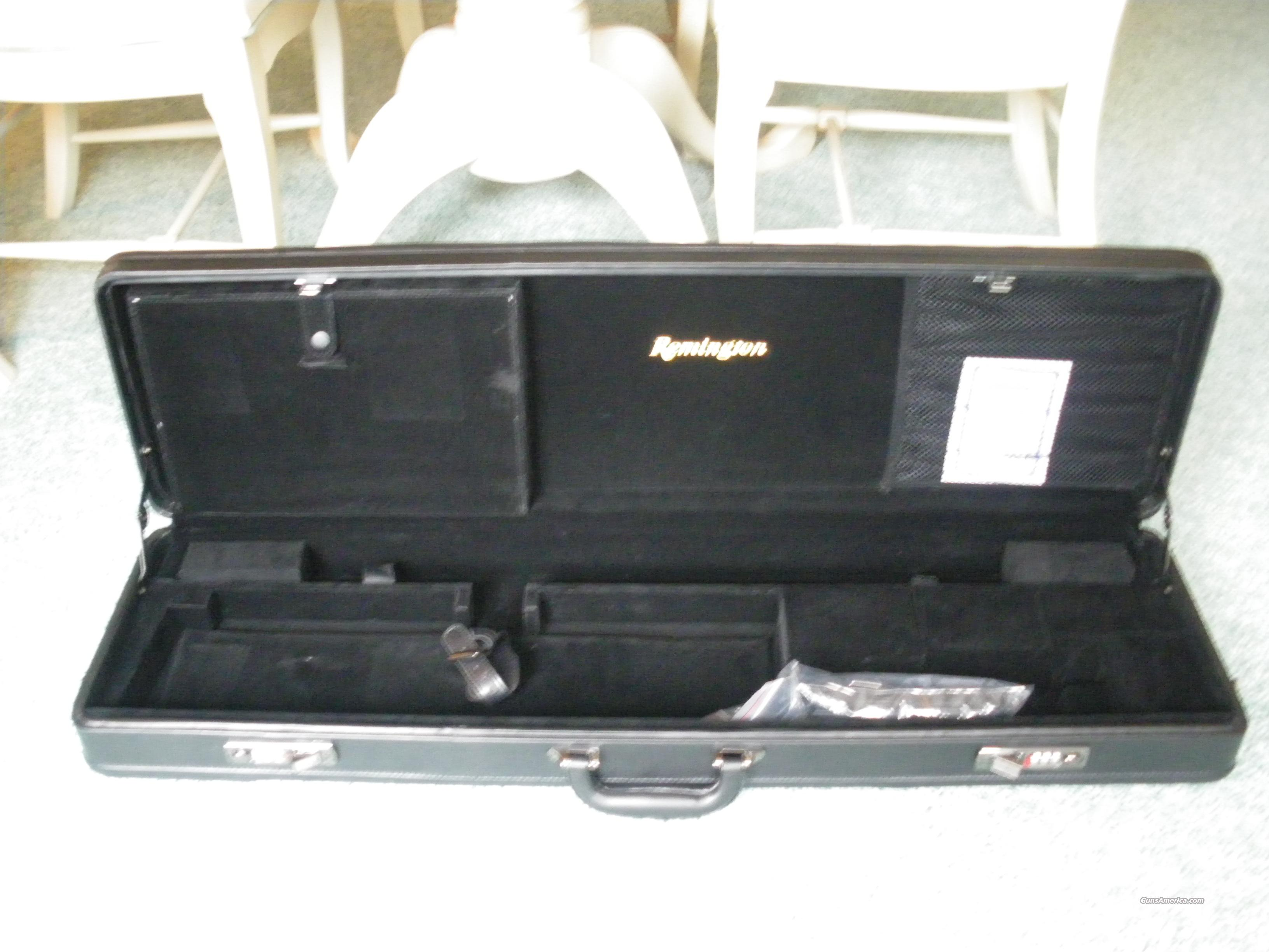 Remington hard case  Non-Guns > Gun Cases