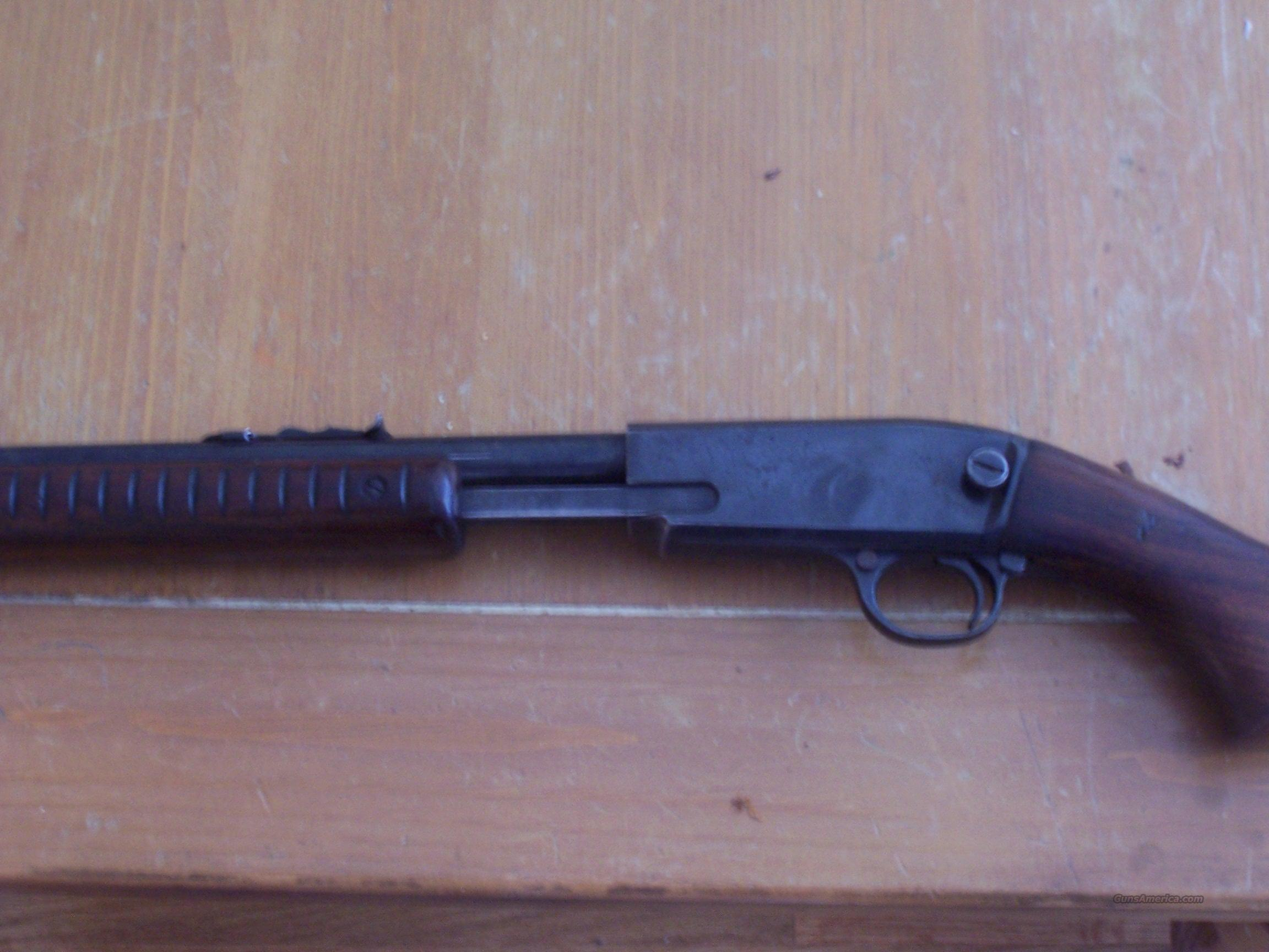 Winchester Model 61 .22 lr or short  Guns > Rifles > Winchester Rifles - Modern Pump