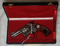 Early Rossi .22 LR 7 Shot Nickel Finished Mini Revolver  Guns > Pistols > Rossi Revolvers