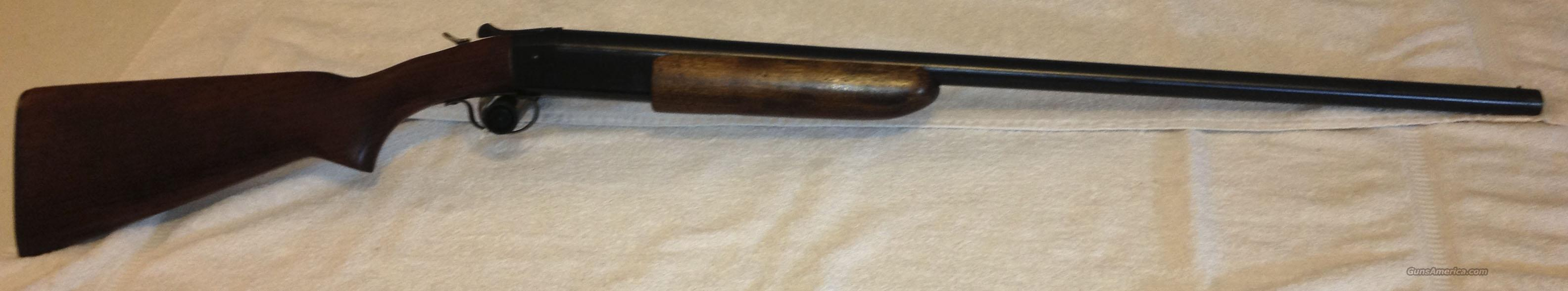 Winchester Model 37 16 GA  Guns > Shotguns > Winchester Shotguns - Modern > Bolt/Single Shot
