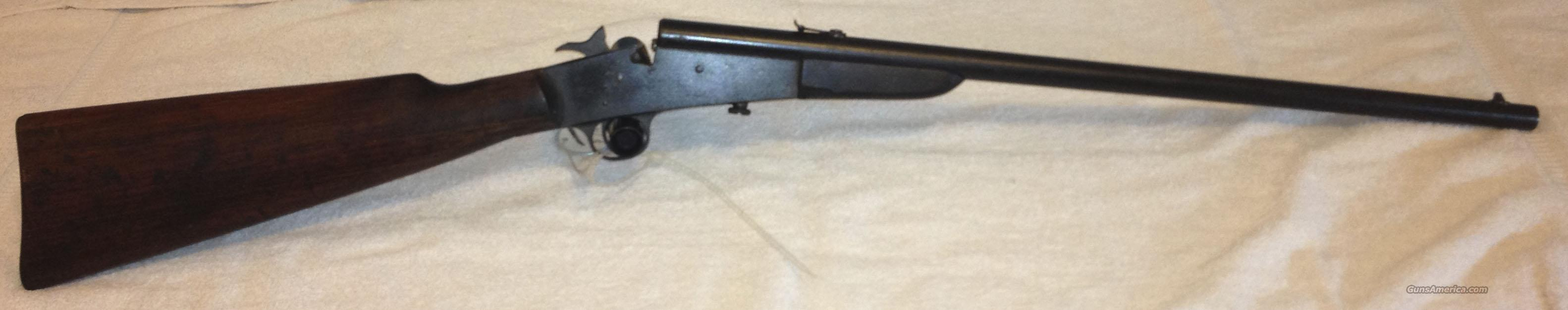 Remington Model 6 .22  Guns > Rifles > Remington Rifles - Modern > .22 Rimfire Models