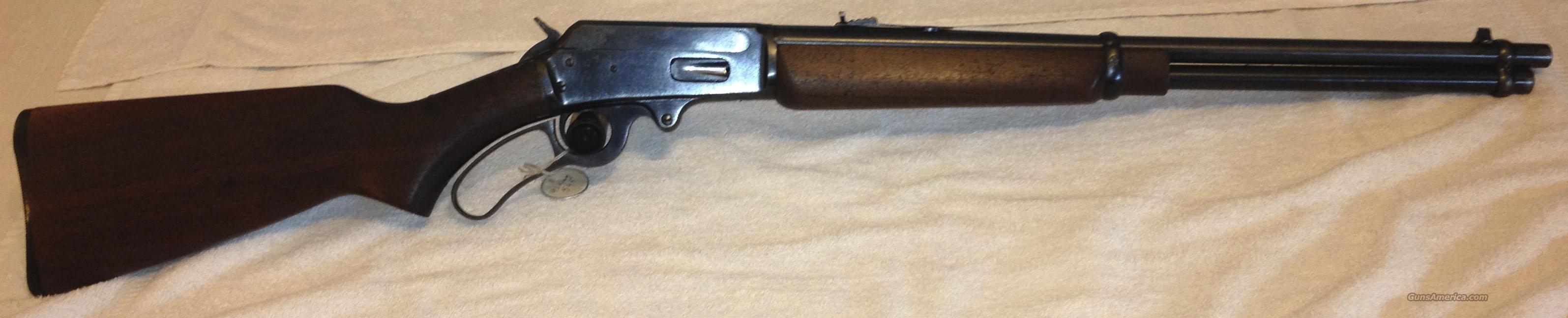 Marlin Model 36 RC Cal 30-30  Guns > Rifles > Marlin Rifles > Modern > Lever Action