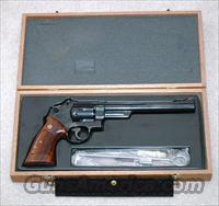 Smith & Wesson Model 57  41 Magnum  8 3/8 barrel  Guns > Pistols > Smith & Wesson Revolvers > Full Frame Revolver