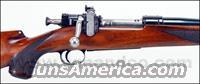 Sedgley Springfield .220 Swift Perfect Bore  S Misc Rifles